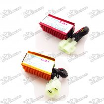 Racing 6 Pin AC Ignition CDI Box For GY6 50cc 90cc 110cc 125cc 150cc Engine Chinese Moped ATV Scooter Quad Buggy 4 Wheeler