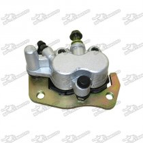 Right Front Brake Caliper For Yamaha UTV Rhino 450 660 700 Replace OEM 59300-05H00-999 5B4-2580T-01-00 3LD-2580U-01-00