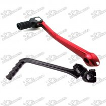 Folding 11mm Gear Shifter Lever + 16mm Kick Starter Lever For Chinese Lifan YX 140cc 150cc 160cc Engine Pit Dirt Bike Motorcycle