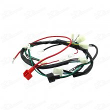 Electric Kick Start ZS190 Wiring Harness Loom For Zongshen 190cc Electric Start Engine Pit Dirt Monkey Dax Bike Cub Motorcycle Wire For MSX125 Grom ZS190cc