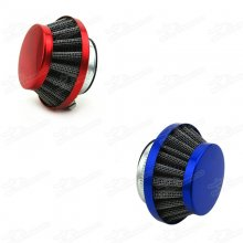 Mini Motorcycle Air Filter 35mm Straight Neck For 49cc 50cc 70cc 90cc 110cc Pit Dirt Monday Dax Motard Bike Quad ATV Cleaner Scooter Moped Go Kart Buggy