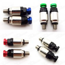 5x0.8mm Front Fork Shock Absorption Air Bleeder Valves For Yamaha Honda Suzuki Kawasaki Mini Motocross Enduro Trail Motorcycle Pit Dirt Bike Pitbike Motard