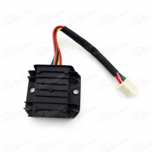 5 wires Voltage Regulator Rectifier For 125cc 150cc ATV Quads GY6 Moped Scooter Buggy Go Kart Motorcycle Motocross