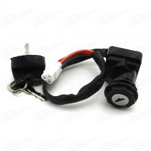 Ignition On Off Start Key Switch For Quad Suzuki LTZ400 LT-Z400 ATV 2005 2006 2007 2008 Kawasaki KFX400 KFX 400 2005 2006 Arctic Cat DVX400 2005 2006 2007 2008