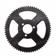 25H 68 Tooth Rear Sprocket 68T 29MM ID For 47cc 49cc Minimoto Pocket Bike Mini ATV Quad Gas Scooter