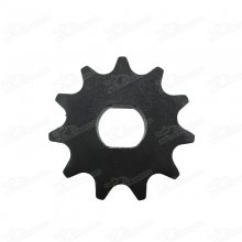 Electric Scooter 11 Tooth Sprocket T8F Chain Motor Pinion Gear 11T MY1020 Motor 24V 500W