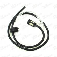 Gas Fuel Hose Lines Filter For 25cc 33cc 43cc 49cc for Go Ped Stand-Up Scooter
