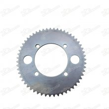 54mm ID Rear Sprocket 25H 55 Teeth For 47cc 49cc Mini Dirt Bike Quad ATV Minimoto Gas Scooter