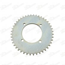 54mm ID Rear Sprocket T8F 44 Tooth For 47cc 49cc Mini Dirt Bike Scooter ATV Quad Gas Moped Pocket Bike