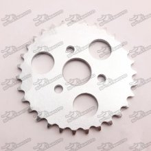 Aluminum Rear Drive Chain Sprocket 420 31 Tooth 30mm For Z50A Z50 Z50R Z50J Monkey Bike