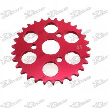 CNC 420 30T Rear Sprocket For Honda Z50A Z50 Z50R Z50J Monkey Bike