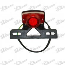 12 Volt 3 Wires Tail light Taillight Rear Lamp For Honda Z50 Z 50 Z50JZ Monkey Bike Replace OEM Rare 33701-181-921