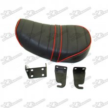 Leather Seat For Honda Z50 Z50J Z50R Z50M Z50Z Monkey Mini Trail Bike Motorcycle Chinese Replica's G50F Golf50
