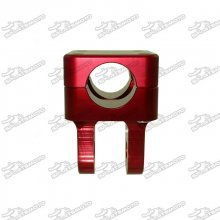 Red Aluminum Mono Shock Extender Connector For Honda Monkey Bike Z50 Z50R Z50J Chinese Replca Bike G50F GOLF50