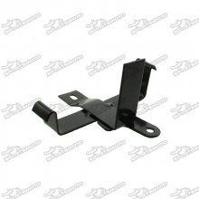 Black Battery Holder Bracket For Monkey Bike Jincheng M50 Zhen Hua SR50 125