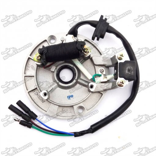 Engine Magneto Stator Without Light For Chinese YX 140cc Pit Dirt Bike Motocross Motorcycle