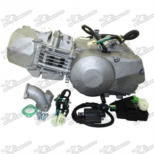 190cc Daytona 4-Valve Anima 190FDX Engine Without Light System For Dirt Pit Bike ATV