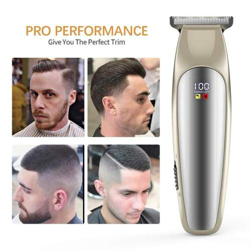 Liberex Professional Cordless Electric Fade Hair Trimmers Set PC200