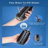 Liberex FC2660S DIY & OLED Cordless Water Flosser-Black
