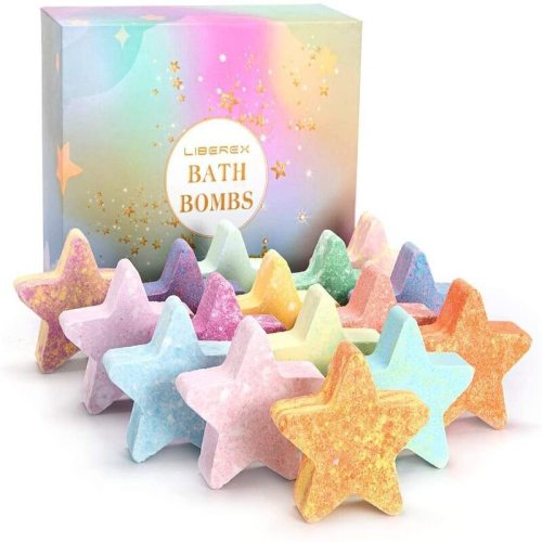 Liberex Bath Bombs Kit 16PCS