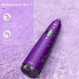 Liberex FC2660S DIY & OLED Cordless Water Flosser-Purple