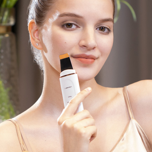 Liberex 3-in-1 Ultrasonic Skin Spatula