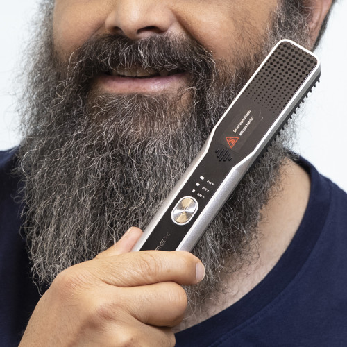 Liberex Beard Straightener for Men