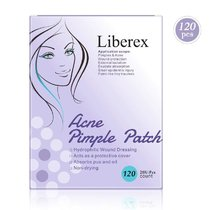 Acne Pimple Master Patch,Φ12mm, 20 Dots x 6 Sheets(120 Dots)