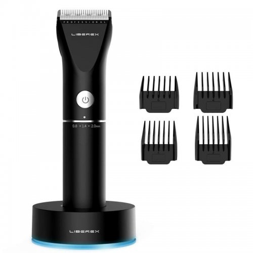 Professional Cordless Electric Haircut Kit PC300 Rechargeable Hair Grooming Trimmer