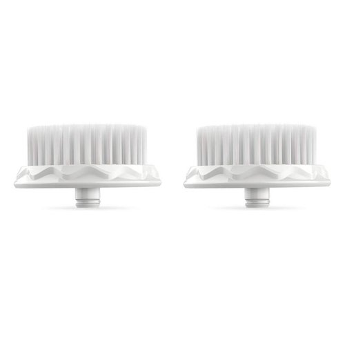 Replacement Brush Head Kit for Liberex Egg, Soft Care Head & Deep Cleansing Head