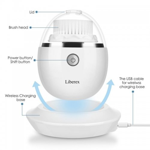 Charging Kit for Liberex Egg Facial Cleansing Brush