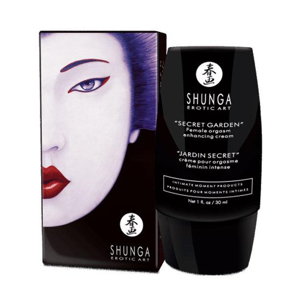 SHUNGA 秘密花園女性極樂霜