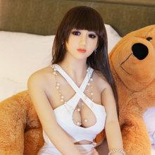 大型實體矽膠真人娃娃 (154cm)
