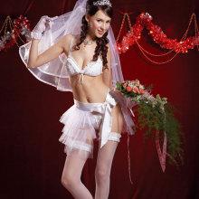 白紗新娘(六件組)