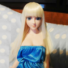 迷你實體矽膠真人娃娃 (80cm)