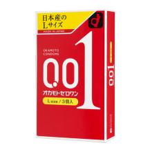 日本超薄岡本 0.01 (大碼)