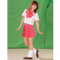 粉紅夢幻學生服