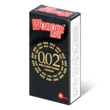 Wonder Life - 活色生香 0.02  4 片裝 PU