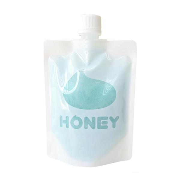 honey蜂蜜蘇打水味沐浴泡泡潤滑劑