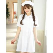 女優南相泽的最爱的護士制服
