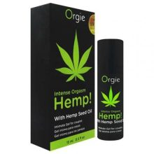 葡萄牙 Orgie Intense Orgasm Hemp 刺激跳動凝膠 15ml