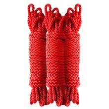 SM束縛棉繩(红色)