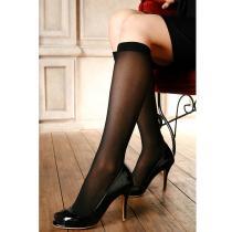 黑色中統超薄絲襪