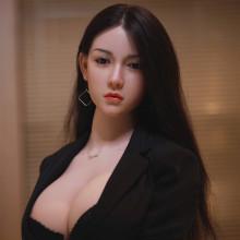 真人全矽膠DOLL-小倩-(植發版)