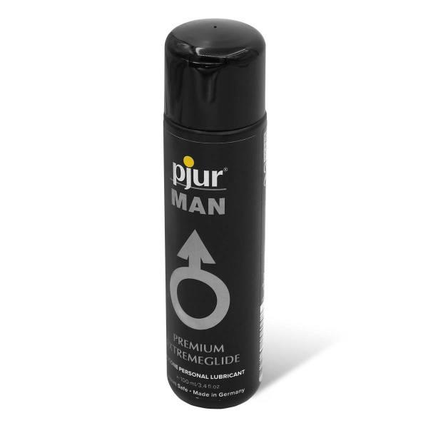 pjur MAN 頂級極限 100ml 矽性潤滑液