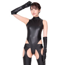 ROX 性感黑色連緊身褲套裝