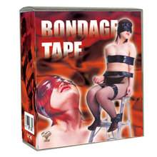 Bondage Tape Red