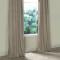 Velvet Curtain Drape Panel 3 Inch Rod Pocket with Blackout Lined Birkin