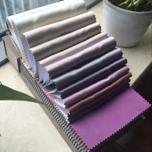 LHZ Fabric Swatch Polyester Cotton Silk Refundable Order Amount Over $399