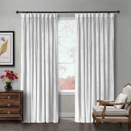 Blackout Lined Velvet Curtain